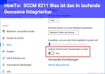 HowTo SCCM – Was ist das? In laufende Domäne Integrierbar?