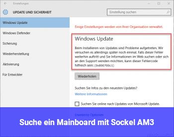 Suche ein Mainboard mit Sockel AM3+