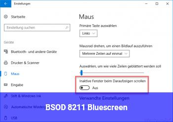 BSOD – Bluescreen
