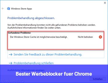 Bester Werbeblocker für Chrome