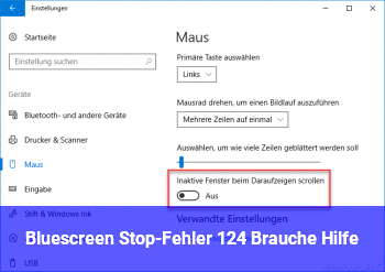 Bluescreen (Stop-Fehler 124) Brauche Hilfe!