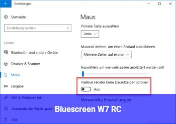 Bluescreen W7 RC