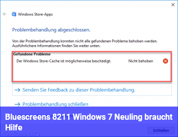 Bluescreens – Windows 7 Neuling braucht Hilfe