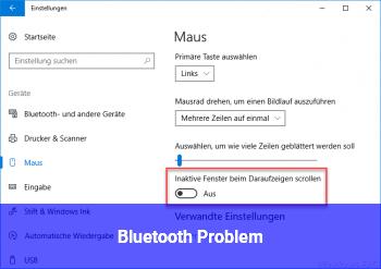 Bluetooth Problem