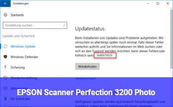 EPSON Scanner Perfection 3200 Photo