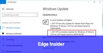 Edge Insider