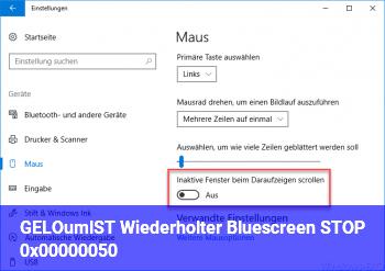 [GELÖST] Wiederholter Bluescreen STOP 0x00000050