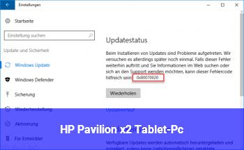 HP Pavilion x2 Tablet-Pc