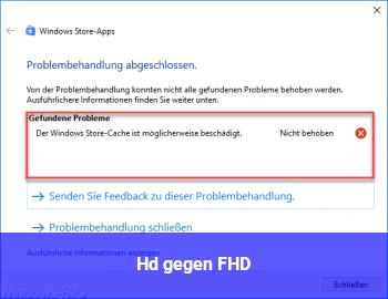 Hd+ gegen FHD