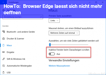 Browser Lässt Sich Nicht öffnen