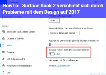 HowTo Surface Book 2 verschiebt sich durch Probleme mit dem Design auf 2017?