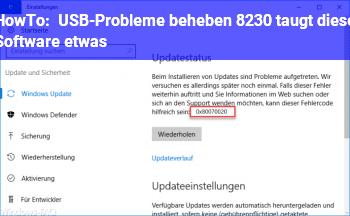 HowTo USB-Probleme beheben … taugt diese Software etwas?