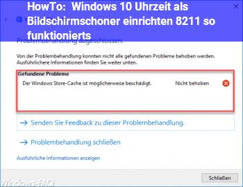 HowTo Windows 10: Uhrzeit als Bildschirmschoner einrichten – so funktioniert's