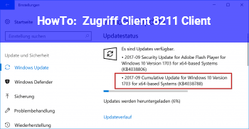 HowTo Zugriff Client – Client