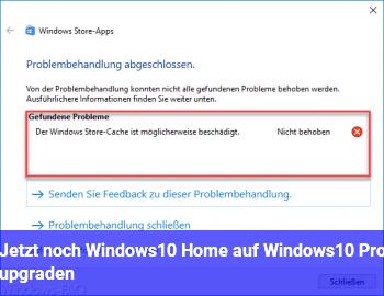 Jetzt noch Windows10 Home auf Windows10 Pro upgraden?