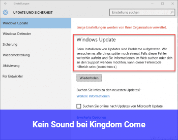 Kein Sound Bei Chrome