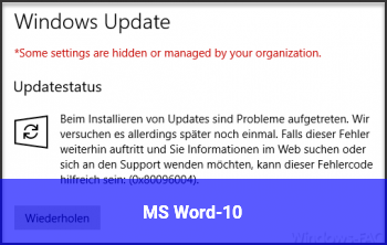 MS Word-10