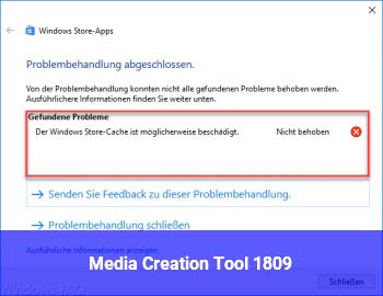 Media Creation Tool 1809