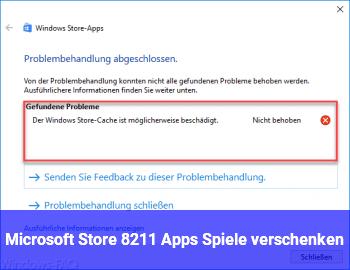 Microsoft Store – Apps & Spiele verschenken