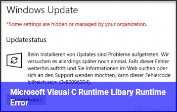logonui.exe runtime error windows 7