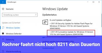 Rechner fährt nicht hoch – dann Dauerton