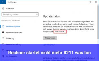Rechner startet nicht mehr – was tun?