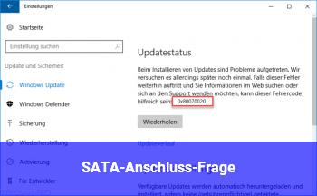 SATA-Anschluss-Frage