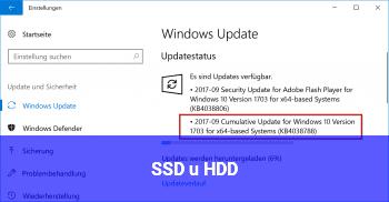 SSD u HDD