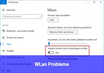 WLan Probleme
