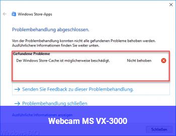 Webcam MS VX-3000