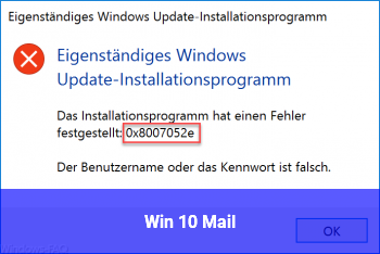 Win 10 Mail