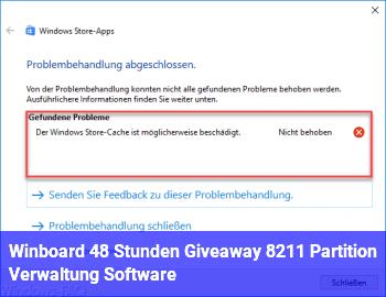 Winboard: 48 Stunden Giveaway – Partition Verwaltung Software