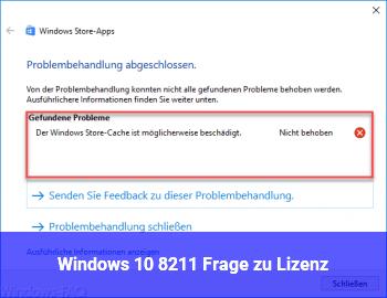 Windows 10 – Frage zu Lizenz