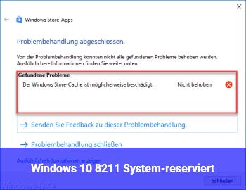 Windows 10 – System-reserviert