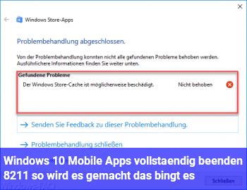 Windows 10 Mobile: Apps vollständig beenden – so wird es gemacht, das bingt es