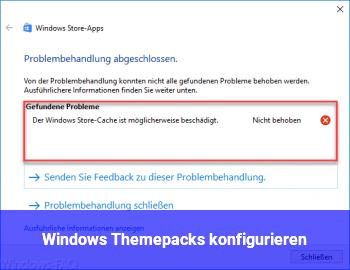 Windows Themepacks konfigurieren