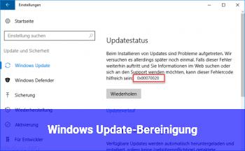 Windows Update-Bereinigung